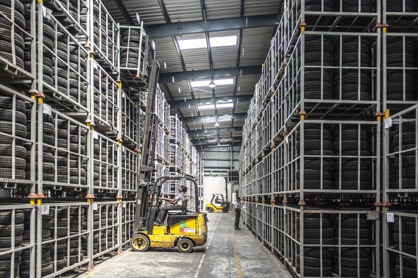 Nettoyage pour les industries par Clear Net Service