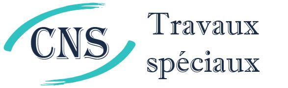 Logo CNS travaux spéciaux